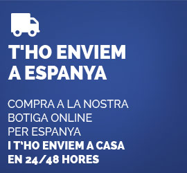 T´ho enviem a Espanya
