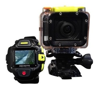 Videocamara Accion Hp Ac300w Negro