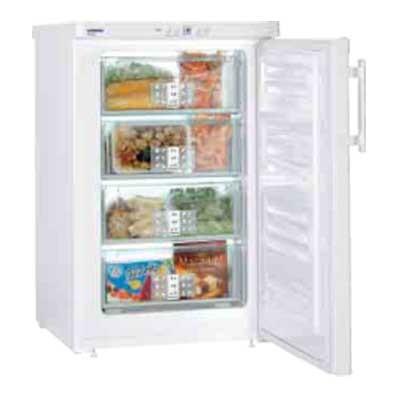 Congelador V Liebherr Gp1376-20 85x55cm Blanc A++