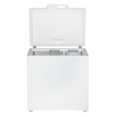 Congelador H Liebherr 88x76cm Blanco A++