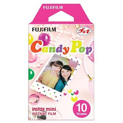 Pelicula Fujifilm Instax Mini Candypop Ww1 10u