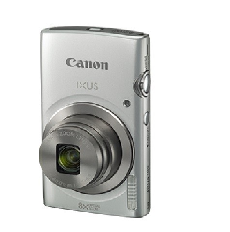 Camara Fotos Canon Ixus 185 Sil 20mp 8x 28mm