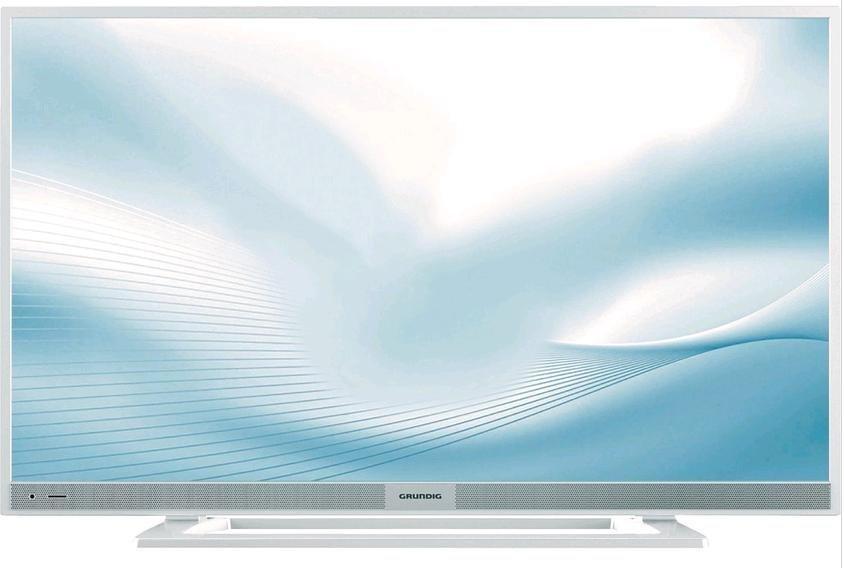 Tv 22 Grundig 22vle5520wg Full Hd Blanco