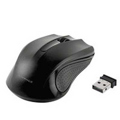 Raton Vivanco Usb Optico Wireless 1000dpi Ne