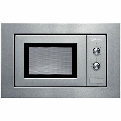 Microondas S/Grill 18l Balay 3wmx1918 Integrable