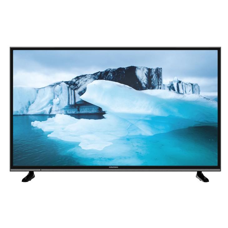 Tv 55 Grundig 55vlx7850bp 4k Uhd Smart Tv Quad Core Satelite Netflix