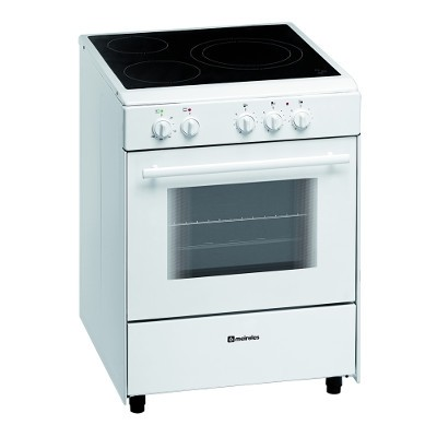 Cocina Vitro Meireles E603w 3f 60cm Blanca