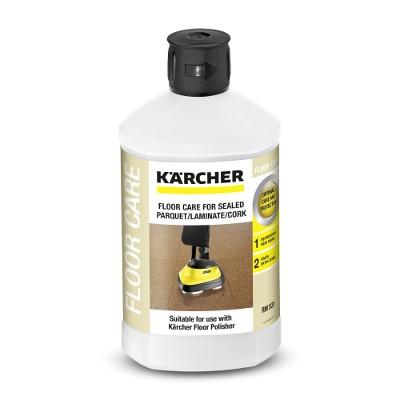 Conservacion Suelo Laminado Kärcher