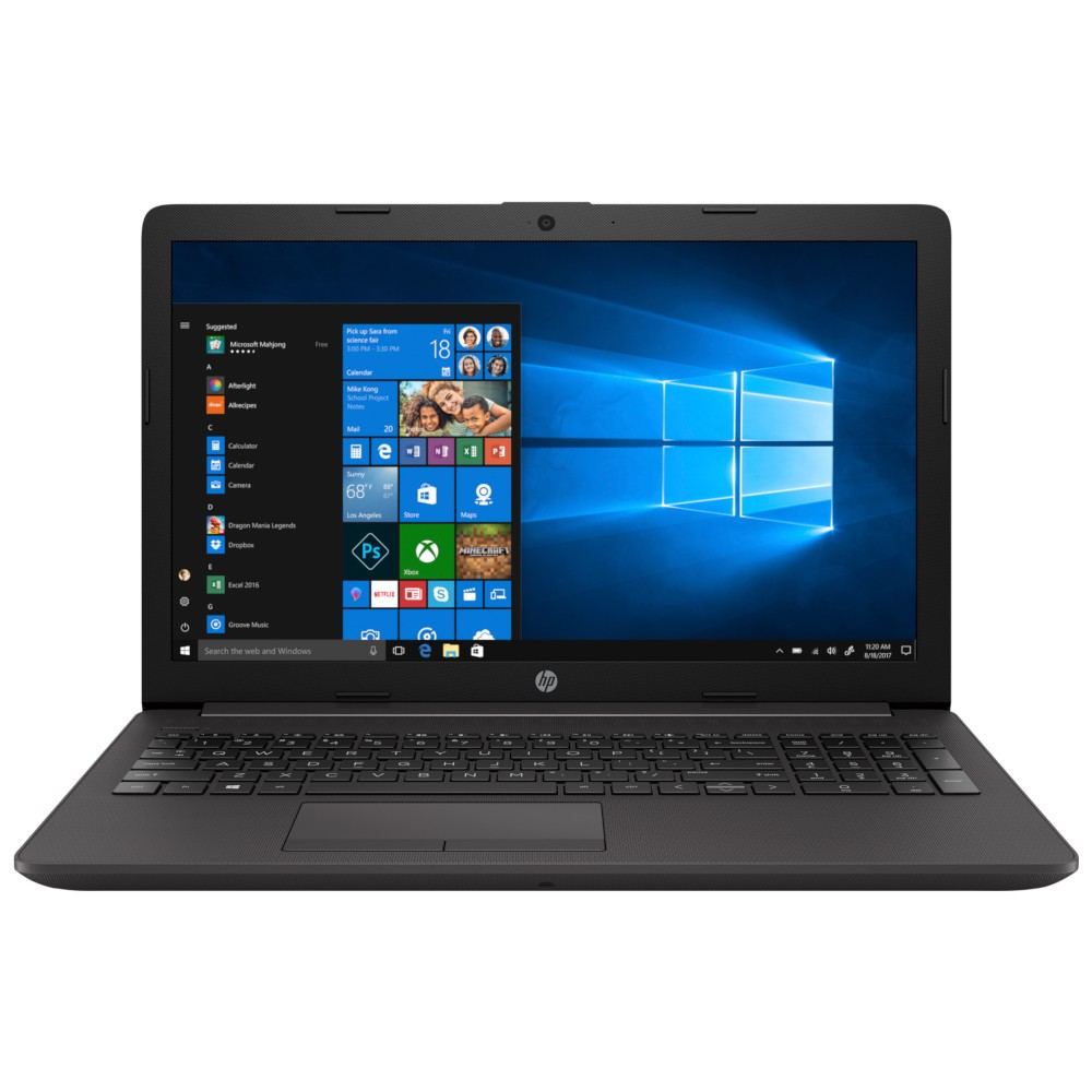 """Ordenador Portatil Hp Notebook 255g7 15.6"""" Apu Amd A4 4gb 1tb W10 Negro"""