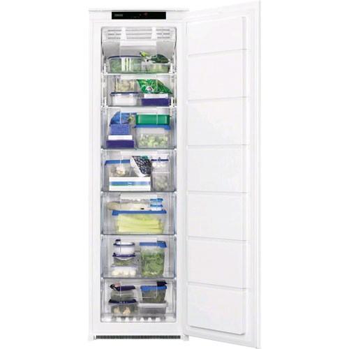 Congelador V Zanussi Zbf22451sa 177x54cm A+ Integr