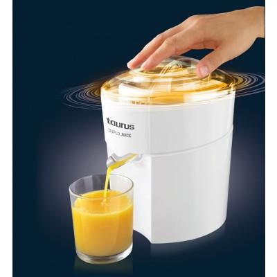 Exprimidor Taurus Duplo Juice Blanco 30w