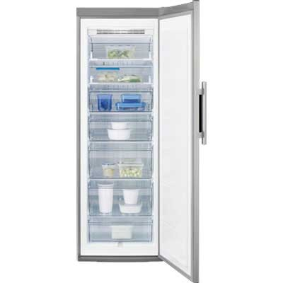 Congelador V Electrolux Euf2744aox 186 Nf Inox A+