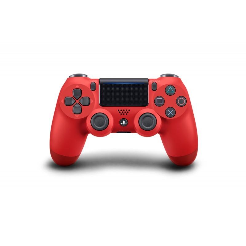 Mando Sony Ps4 Dualshock V2 Red