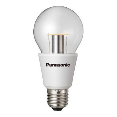 Bombilla Led Panasonic Ldahv10l27cgep Clasica E27
