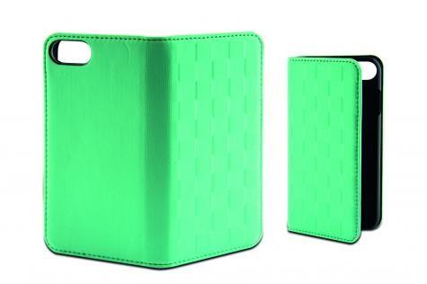 Funda Folio Soft Ksix Para Iphone 7 Verde Turquesa