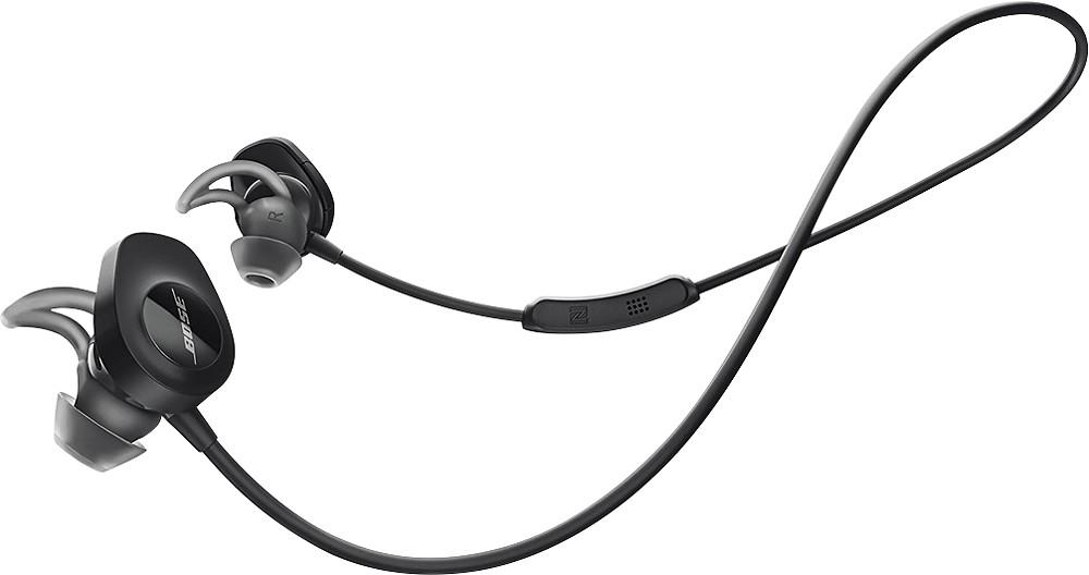 Auricular Sport Bose Soundsport Wireles Negro