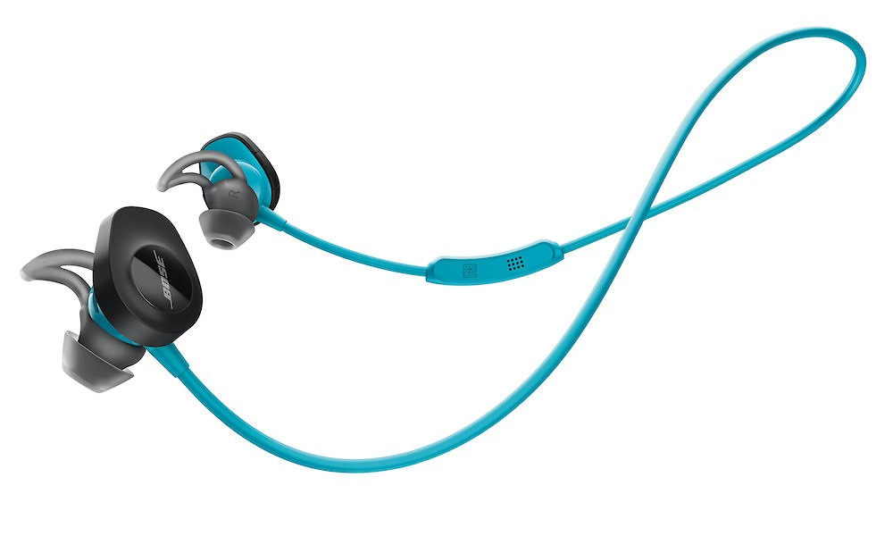 Auricular Sport Bluetooth Bose Soundsport Azul