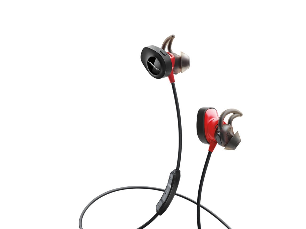 Auricular Sport Bluetooth Bose Soundsport Wireles