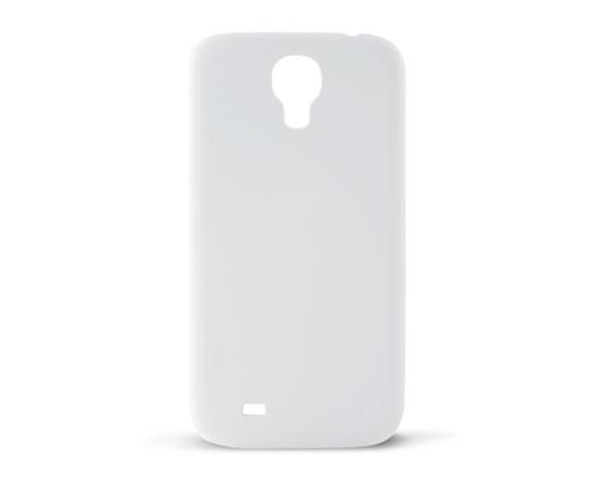Carcasa Ksix Rubber Galaxy S4 Blanca