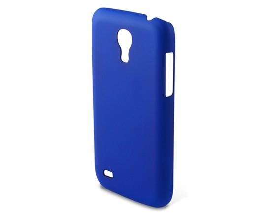 Carcasa Ksix Snap On Samsung Galaxy S4 Mini Azul