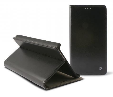 Funda Folio Slim Ksix Standing Galaxy A510 Negra