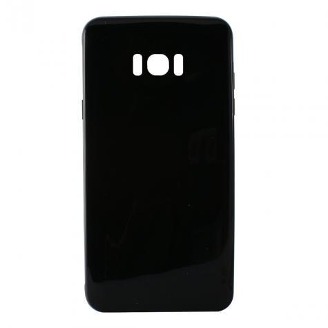 Funda Flex Ksix Tpu Ultrafina Galaxy S8 Negra
