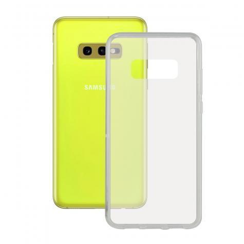 Funda Flex Ultrafina Ksix Tpu Galaxy S10e Transparente