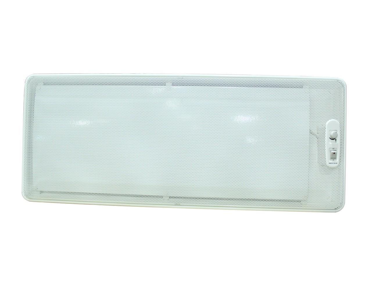 Placa Radiante Daichi Br20/Vx20 1000/2000w Blanca