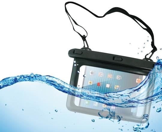 "Funda Universal Ksix Waterproof Para Tablet  8"""