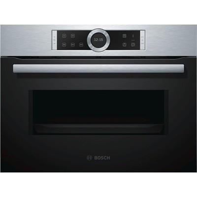 Microondas S/Grill Bosch Cfa634gs1 Neg/Inox