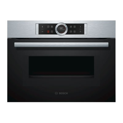 Horno Bosch Cmg633bs1 Indep Multif Compacto Neg/In