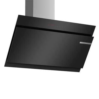 Campana Bosch Dwk98jq60 Decorativa 90cm Negro