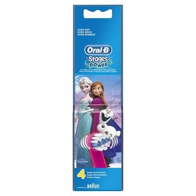 Recambio Cepillo Dental Braun Eb10-4ffs Frozen