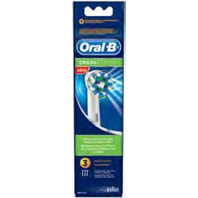 Recambio Cepillo Dental Braun*p&G Eb50-3 Cross Act