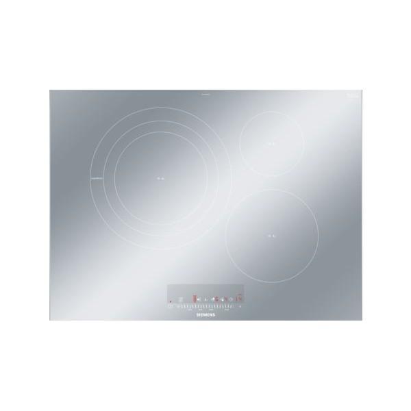 Placa Inducción Siemens Eh779fdc1e 3f 70cm Gris