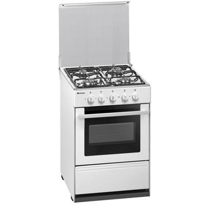 Cocina Gas Meireles G2540vw 4f 53cm But Blanca