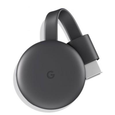 Chromecast 3 Google Ga00439-Es Hdmi Negro