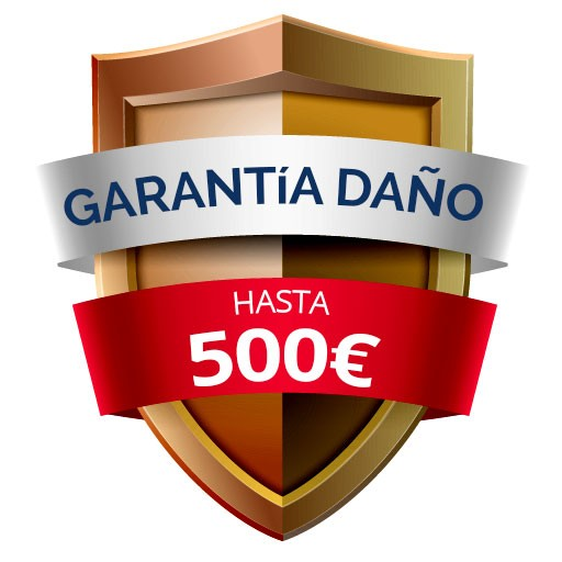 Garantia Daño Accidental 1 Año G3ces500 (Max 500€)