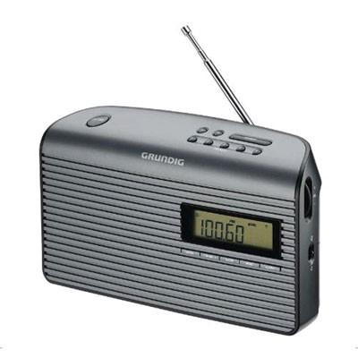 Radio Portatil Grundig Music61 Neg/Grafit (Grn1410