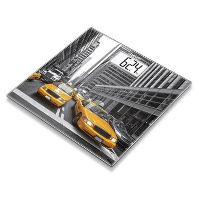 Bascula Baño Beurer Gs203 New York Cristal