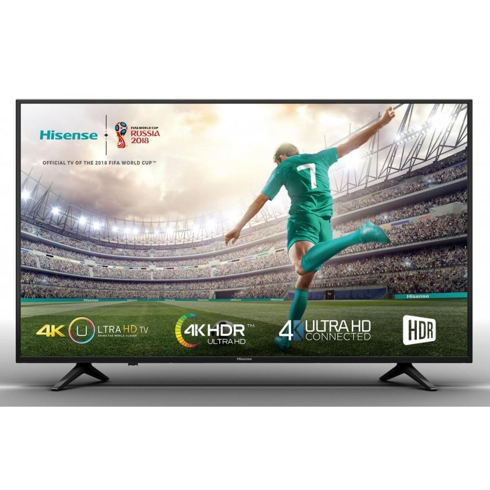 Tv 55 Hisense H55a6100 4k Uhd Hdr Smart Tv Quad Core Wifi