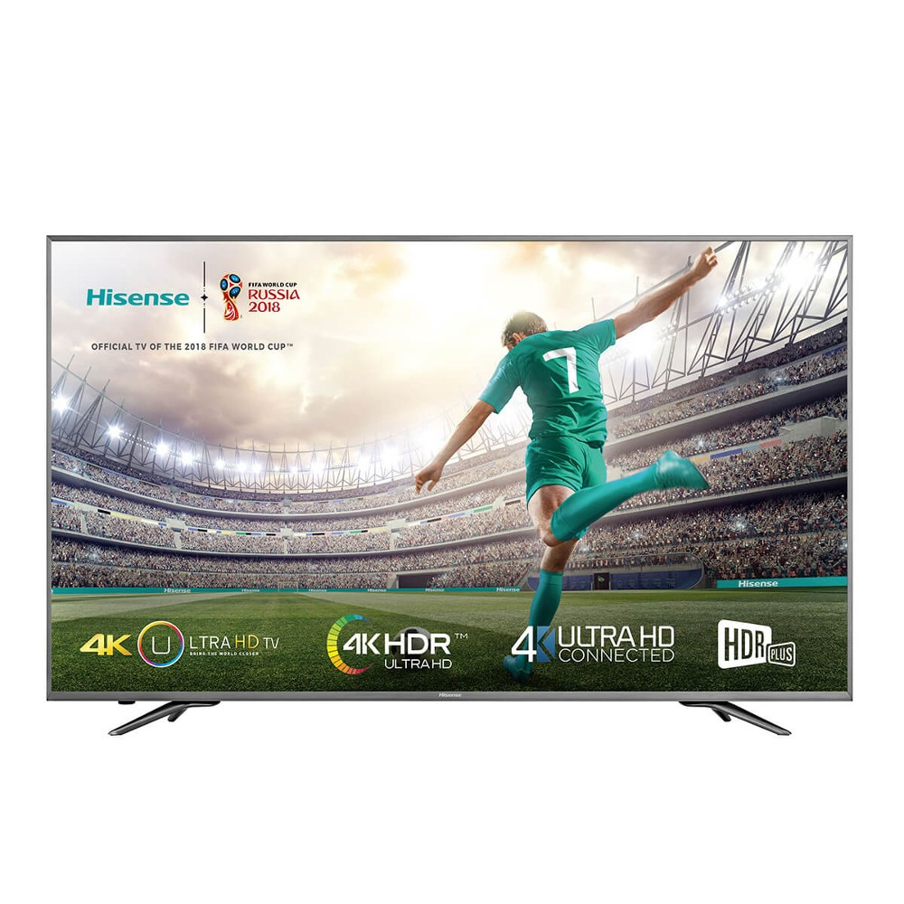 Lcd Led 75 Hisense H75n5800 4k Uhd Hdr Plus Smart Tv Quad Core Wifi Plata