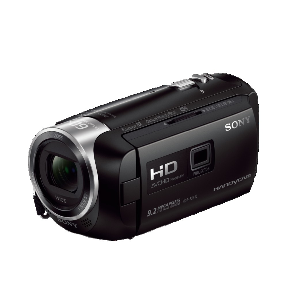 Videocamara Sony Hdr-Pj410b Con Proyector 26.8mm