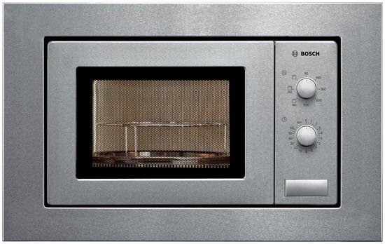 Microondas Grill 17l  Bosch Hmt72g650 Inox