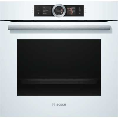 Horno Bosch Hsg636bw1 Indep Multif Blanco