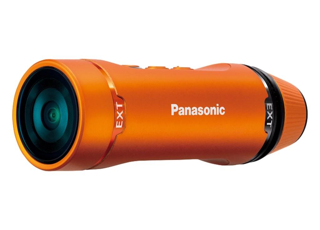 Videocamara De Accion Panasonic Hx-A1me-D  45grm