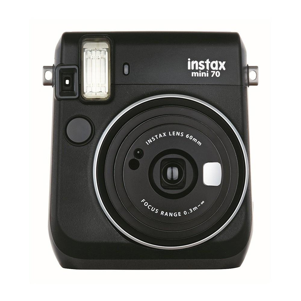 Càmera fotos instantània Fujifilm Instax Mini 70 negra