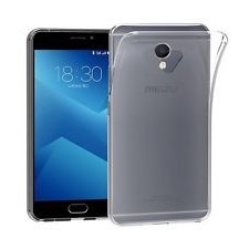 Funda Movil Meizu M5 Silicona  Transparente