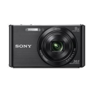 Camara Fotos Sony Kit Dscw830bb Negra 20.1mp 27.1m