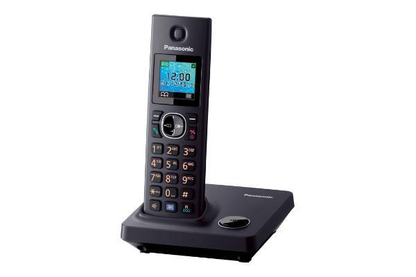 "Telefono Inal Panasonic Kx-Tg7851spb 1.46"" Color"